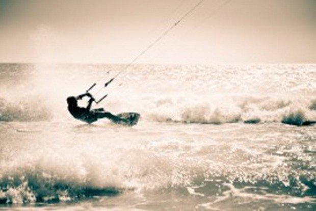 """Marconi Beach Kitesurfing"""