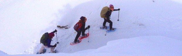 """""""Mont Blanc Snowshoeing"""""""