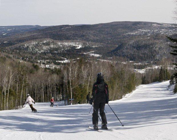 """""""Mont Garceau Alpine Skiing"""""""