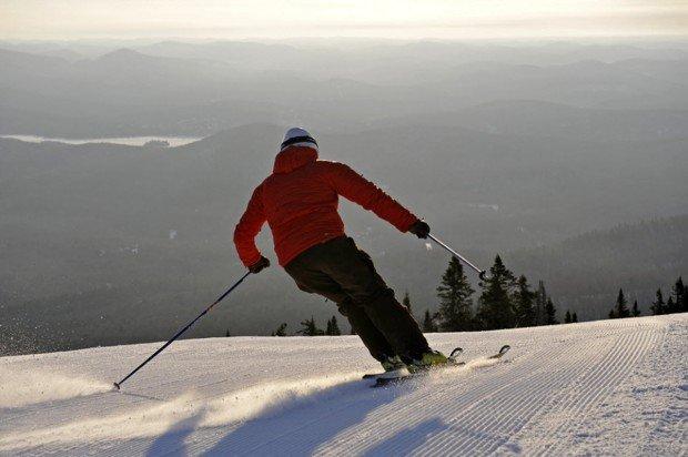 """Mont Gleason Alpine Skiing"""
