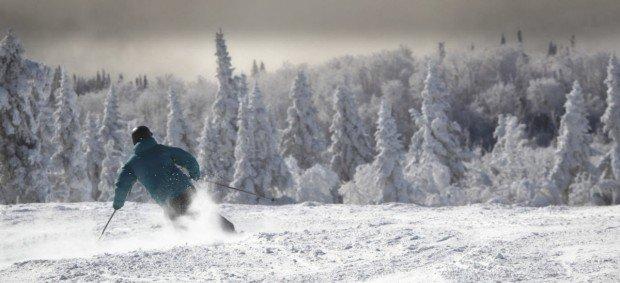 """""""Mont Habitant Alpine Skiing"""""""