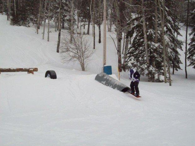 """Mont Kanasuta snowboarder"""