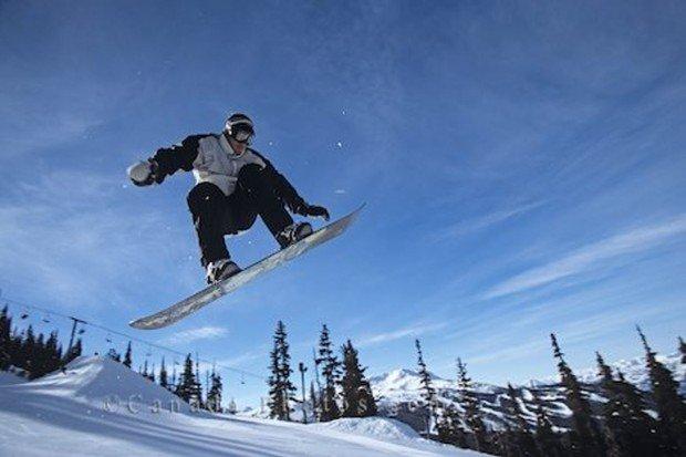 """""""Mont Saint-Sauver Snowboarding"""""""
