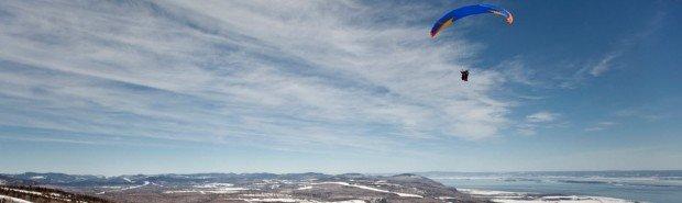 """""""Mont Sainte Anne Paragliding"""""""