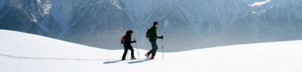 """""""Mont Tremblant Snowshoers"""""""