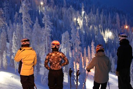 """Mount Ashland Ski Resort, Alpine skiing"""