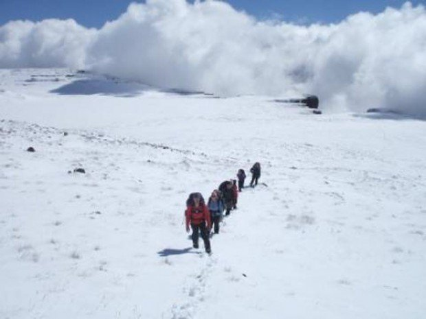 """""""Mountain Climbing at Matroosberg"""""""