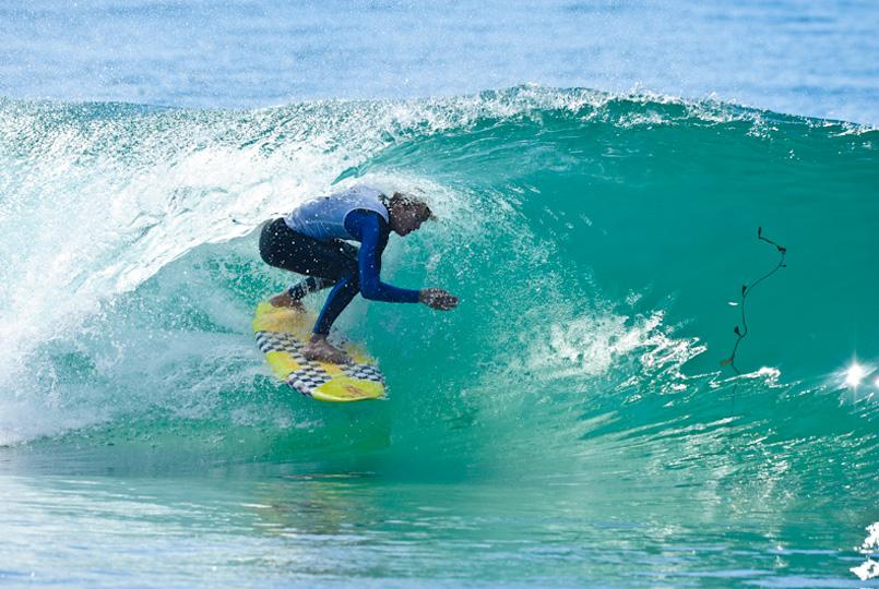 Newport Beach Surfing