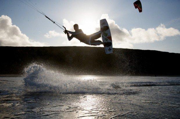 """Newquay Kitesurfing"""