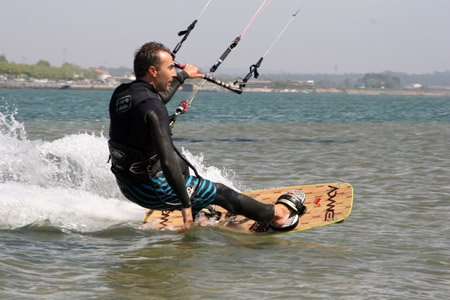 """Porto da Cruz, Madeira Kitesurfing"""