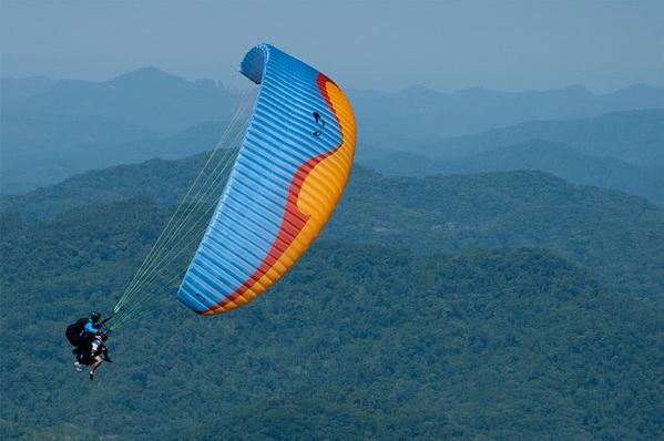 ''Paragliding in Pedra Grande-Atibaia''