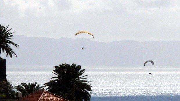 """""""Porto da Cruz Hang Gliding"""""""