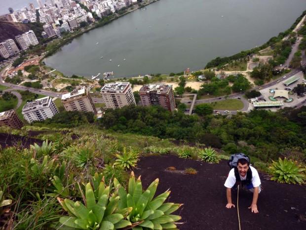 """""""Rio De Janeiro Mountain Climber"""""""