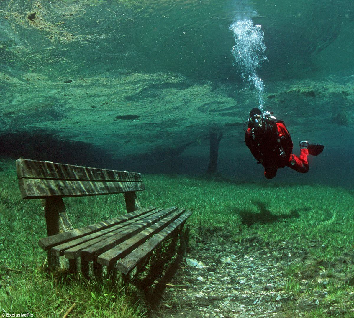 Scuba Diving Aberdeen Northeastern Scotland United Kingdom