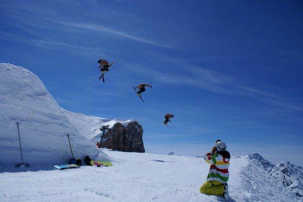"""""""Ski Bromont Alpine Skier"""""""