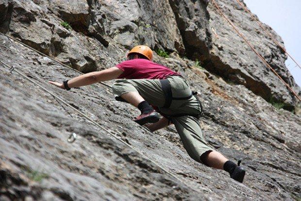 """""""Ski Mont Orford Rock climbing"""""""