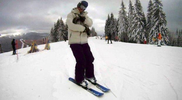 """""""Skiboarding at Cairngorm"""""""