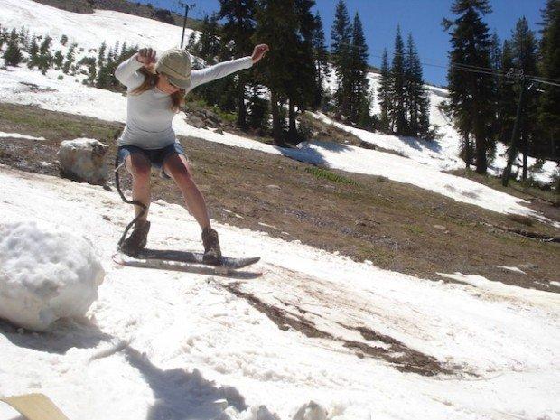 """""""Snow skater"""""""