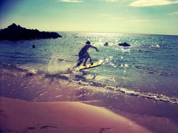 """Surfing Hilo"""