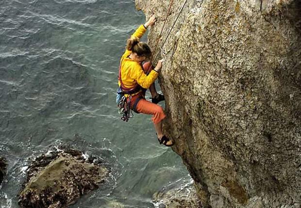 """Swansea Rock Climbing"""