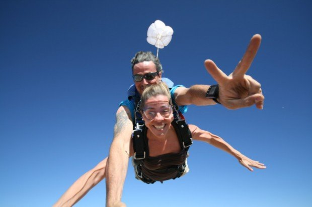 """""""Tandem Skydiving"""""""