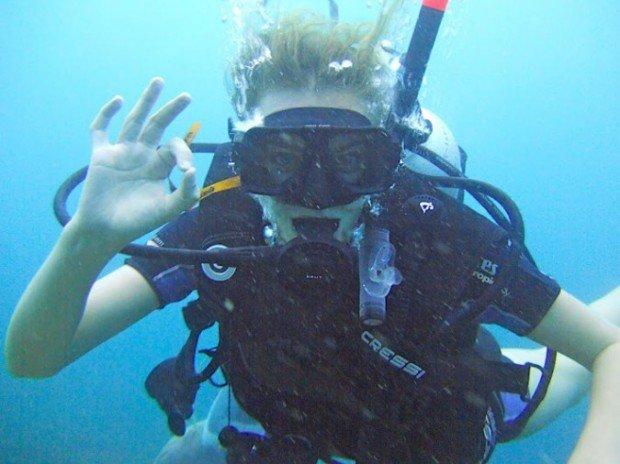 """The Gap, South Head Scuba Diving"""