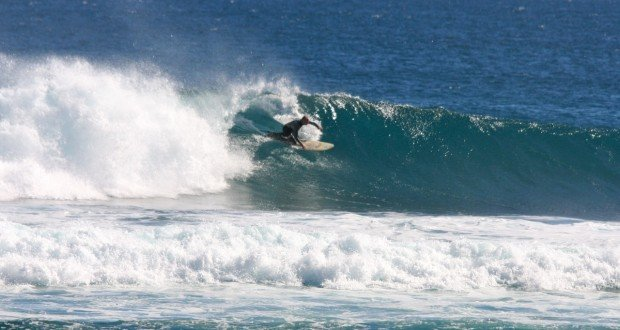 """""""Tombstones Beach Surfing"""""""