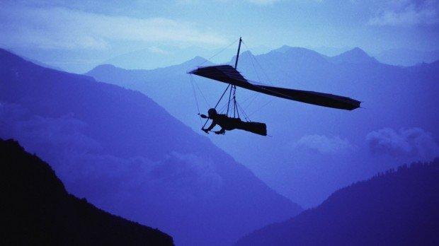 """Twilight Gliding"""