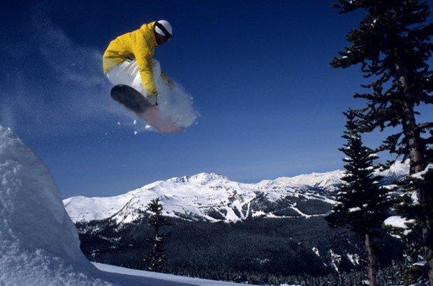 """""""Whistler Snowboarding"""""""