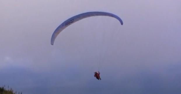 """""""Canhas, Madeira Paragliding"""""""