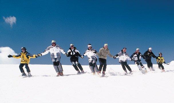 """""""Skiboarders"""""""