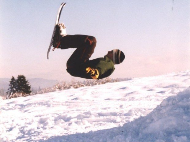 """""""Skiboarder"""""""