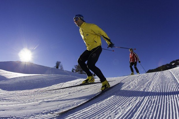 """Alpine Skiing Sefarus Ski Resort"""