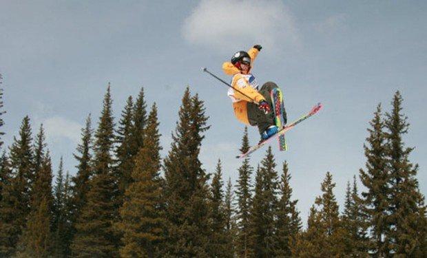 """""""Alpine Skiing at Marmot Basin"""""""