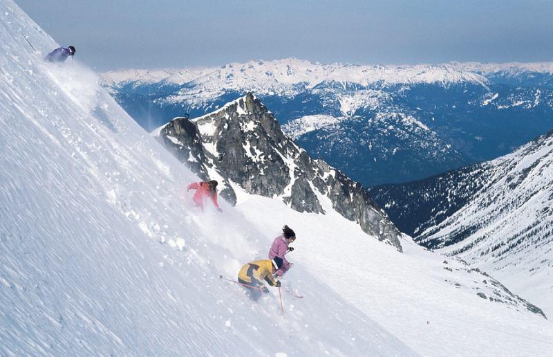 Snow School | Whistler Blackcomb