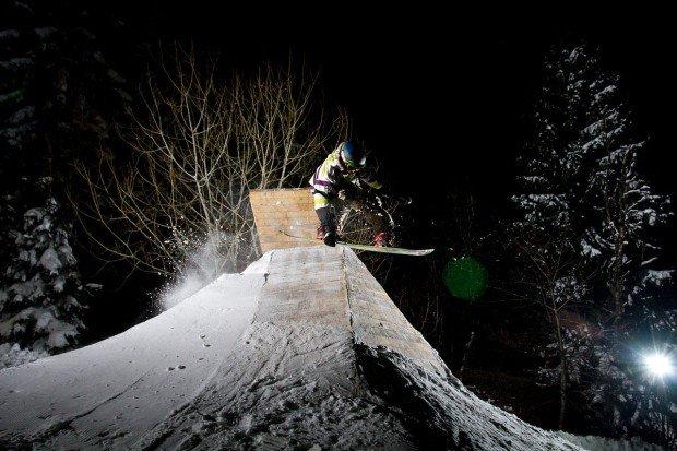 """Arber Snowboarding"""