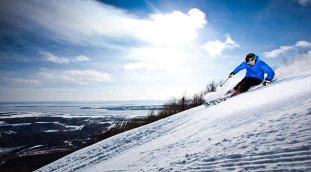"""Canada Olympic Park Alpine Skiing"""