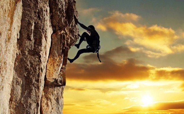 """""""Climbing on Rocks"""""""