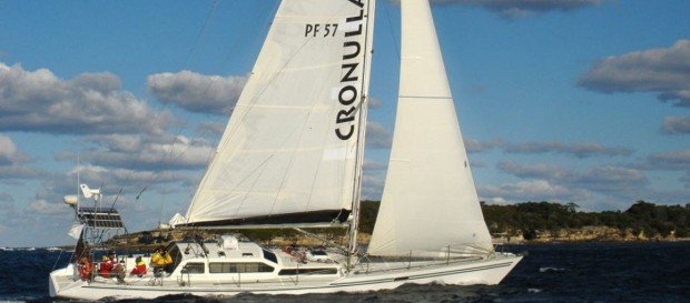 """Cronulla Sailing"""