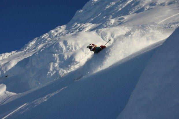 """""""Riksgränsen heli skiing"""""""