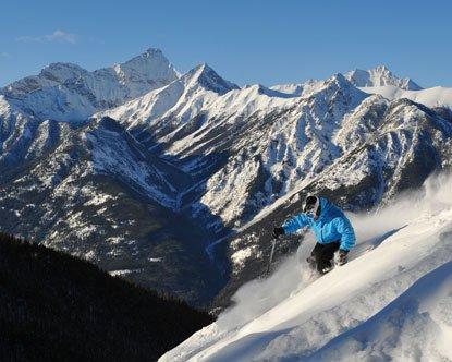 """""""Heli skiing"""""""
