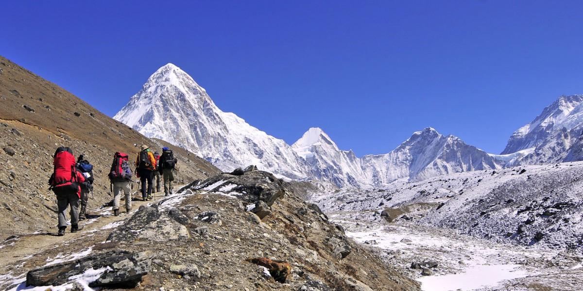 Extreme Hiking Annapurna Circuit Trail Besisahar Nepal