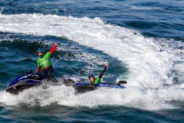 """""""Jet ski coasteering """""""