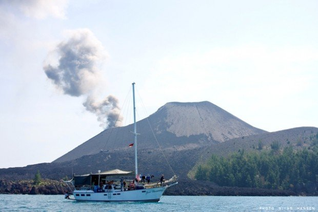 """Krakatoa Reef"""