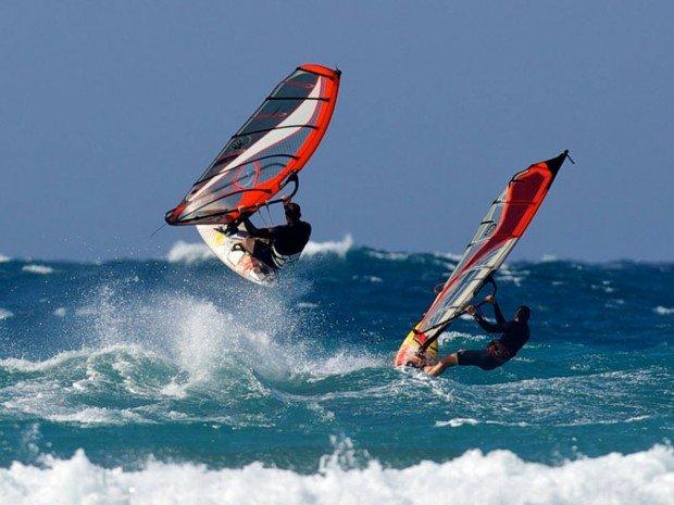 """""""La Perouse Windsurfers"""""""