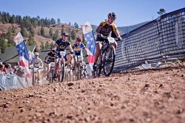 """Mountain Biking at Angel Fire Resort"""