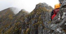 Aonach Eagach Ridge, Glencoe