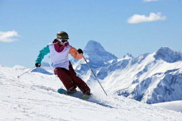"""Mt Norquay Alpine Skiing"""