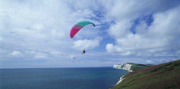 """Newport Beach Paragliding"""