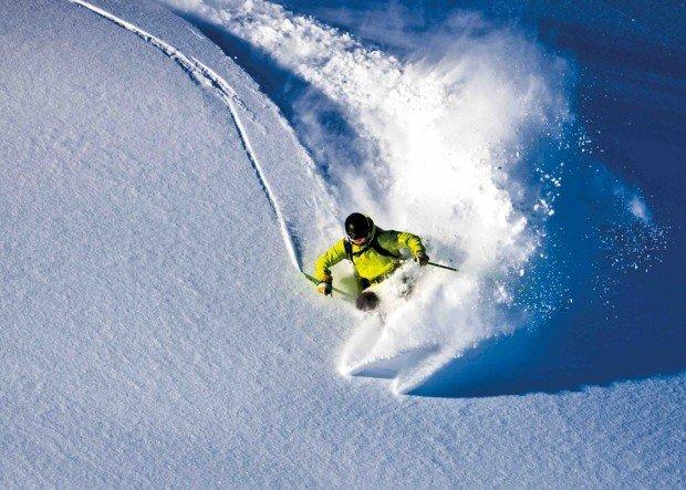 """""""Riksgransen skiing"""""""